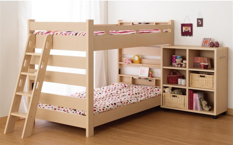 2段ベッドの選び方4つのポイント| 家具・ホームセンターの島忠