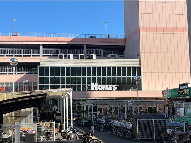 JR新宿駅から一番近いホームセンターはどこでしょ …